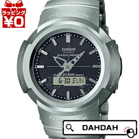 【クーポン利用で10%OFF】CASIO カシオ G-SHOCK ジーショック gshock Gショック 電波ソーラー AWM-500D-1AJF メンズ 腕時計 国内正規品 送料無料