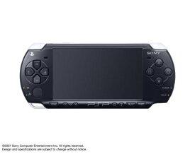 【中古】PSP「プレイステーション・ポータブル」 ピアノ・ブラック (PSP-2000PB) 【すぐ遊べるセット】