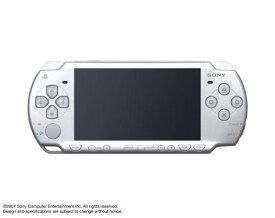 【中古】PSP「プレイステーション・ポータブル」 アイス・シルバー (PSP-2000IS) 【すぐ遊べるセット】