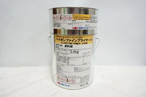 【この価格で送料無料】日本ペイント ハイポンファインプライマー2 赤錆・白・グレー 4kgセット F☆☆☆☆ ※取り扱い説明書付き。※日本ペイント共通上塗り色見本付き。(屋根用・