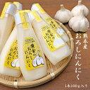 【熊本県産】おろしにんにく100g×1本 お試し 国産 有機栽培にんにく チューブにんにく