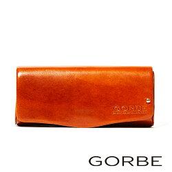GORBEイタリアンレザー二つ折り財布財布本革皮名入れギフト名入れ無料