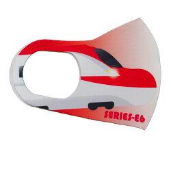 新幹線電車マスク子供用冷感マスク子供用1枚入り鉄道N700Sドクターイエロー