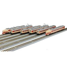 鉄道 鉄道模型 車両 国鉄485系特急形車両 初期型 ひばり 国鉄色(クロ481) 6両基本セット