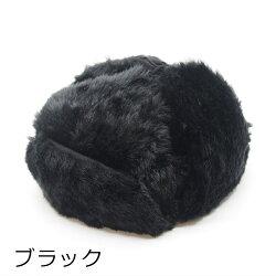 帽子フェイクファーフライトキャップcap