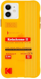 iphone ケース iPhone 11 Case Kodak - Vintage Kodachrome II Print
