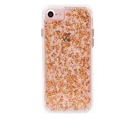 Case-Mate iPhone 8 ケース 4.7インチ 対応 (iPhone 7/iPhone 6s/6) カラット ローズゴールド
