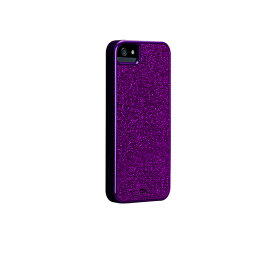 iphoneSE iphone5s iphone5 case-mate ケース Barely There Case Glimmer Violet