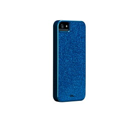 iphoneSE iphone5s iphone5 case-mate ケース Barely There Case Glimmer Marine Blue