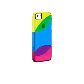 iphoneSE iphone5s iphone5 case-mate ケースColorways Case, Red / Yellow / Blue