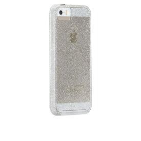 iPhoneSE/5s/5 Sheer Glam Case, Champagne Gold シアー グラム ケース, シャンパン ゴールド
