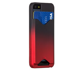 Case-Mate iPhone SE/5s/5 ID Case Matte Royal Red