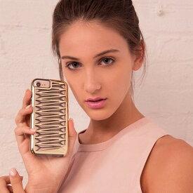 iPhone7 ケース 6s 6 カバー Case-Mate ケースメート 耐衝撃 Gold/Sheer Glam Noir タフ レイヤーズ ケース カイト ゴールド/シアー・グラム・ノアール