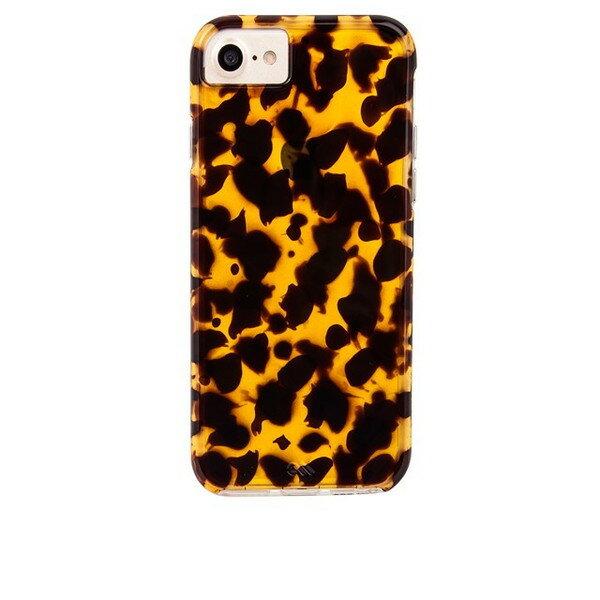 iPhone8 ケース iPhone7 ケース 6s 6 カバー Case-Mate ケースメート べっ甲風 Tortoiseshell Case トータスシェル ケース