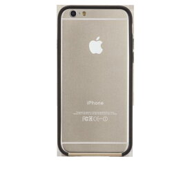 iPhone6s/6 4.7 inch Tough Frame Case Champagne Gold / Black