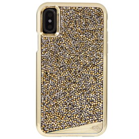 Case-Mate iPhoneXS iPhoneX Brilliance - Champagne