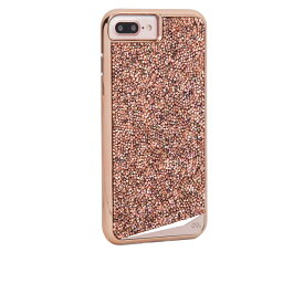 Case-Mate iPhone8 Plus/7 Plus/6s Plus/6 Plus Brilliance - Rose Gold ローズゴールド