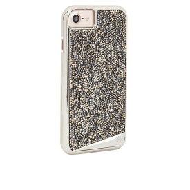 iPhone7 ケース 6s 6 カバー Case-Mate ケースメート 耐衝撃 高級感 水晶 プレミアムケース Brilliance Case Champagne ブリリアンス ケース シャンパン ゴージャス