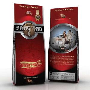 ベトナムコーヒー粉 ベトナムコーヒー TrungNguyen SangTao4 チュングエン340g、中挽き