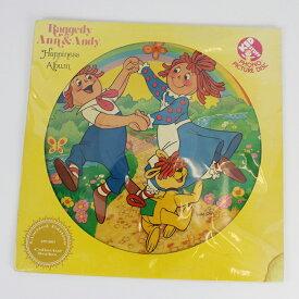 ラガディ Ann&Andy Happiness Album