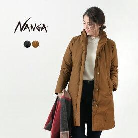 【ポイント10倍!1/25(月)23:59まで】NANGA(ナンガ) ショールカラー ダウンコート / レディース / マット / ビジネス / SHAWL COLLAR DOWN COAT