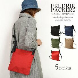 FREDRIK PACKERS(フレドリックパッカーズ) モンクスサック / サコッシュ / ショルダーバッグ / メンズ レディース / MONKS SACK F / 日本製