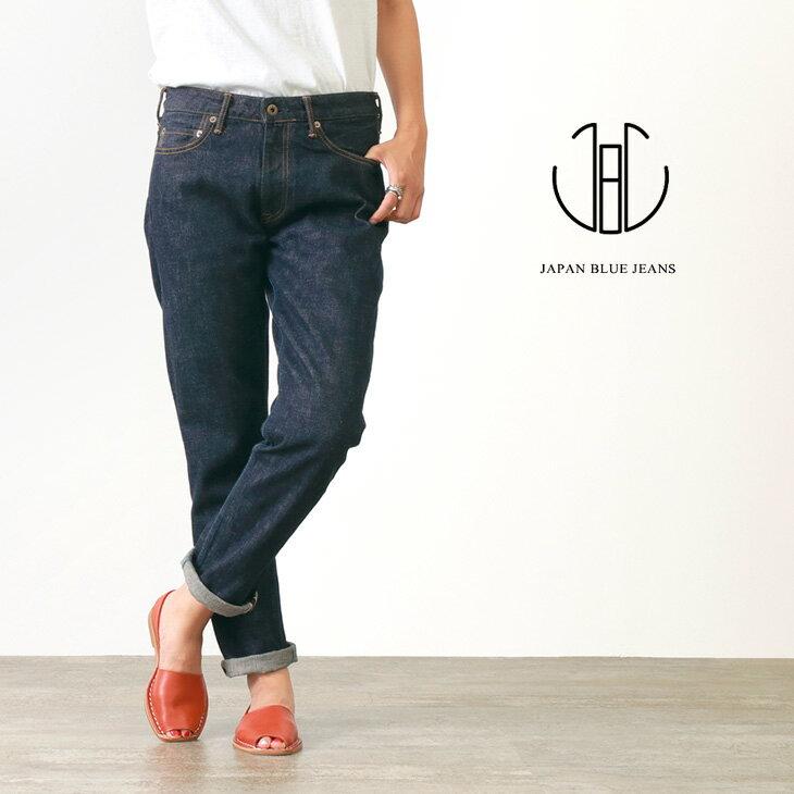 JAPAN BLUE JEANS(ジャパンブルージーンズ) JB6104Z-J / セルヴィッチ アンクルカット スリムテーパード ジーンズ / デニムパンツ / スリム Gパン / 岡山 日本製