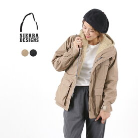 SIERRA DESIGNS(シェラデザイン) 65/35 ボアパーカー / マウンテンパーカー / レディース / 日本製 / 65/35 BOA PARKA
