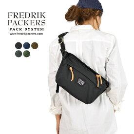 【20%OFF】FREDRIK PACKERS(フレドリックパッカーズ) ファニーパック / ショルダーバッグ / ミニショルダー / メンズ レディース / 500D FUNY PACK / 日本製【セール】