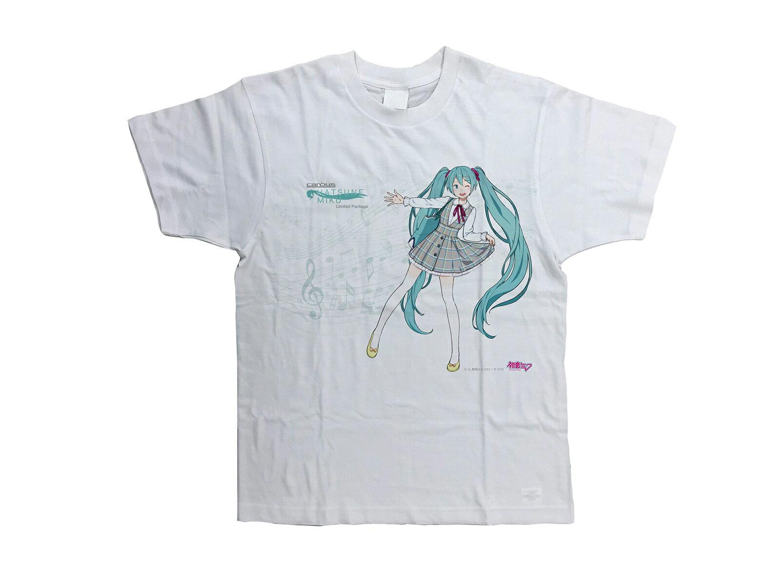 ダイハツ ムーヴキャンバス 初音ミク リミテッドパッケージ (MOVE CANBUS HATSUNE MIKU Limited Package)Tシャツ