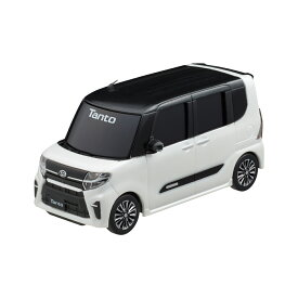 ダイハツ タント カスタム(DAIHATSU Tanto)1/32 プルバックミニカー(箱入り)コレクション プレゼントにおすすめ