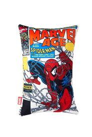 ダイハツ DAIHATSU マーベル MARVEL スパイダーマンコミックアートシリーズ クッション 01397