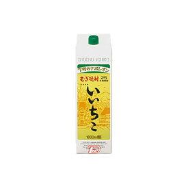 【送料無料2ケース】いいちこ 麦 25度 三和酒類 1.8L(1800ml) パック 6本×2