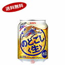 【送料無料2ケース】のどごし 〈生〉 キリン 250ml缶 24本入×2★北海道、沖縄のみ別途送料が必要となります