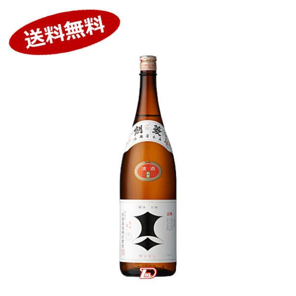 【送料無料】剣菱 上撰 剣菱酒造 1.8L 瓶★北海道、沖縄のみ別途送料が必要となります