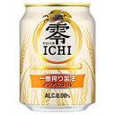 【送料無料3ケース】零ICHI ゼロイチ キリン 250ml缶 24本×3★北海道、沖縄のみ別途送料が必要となります