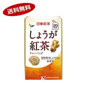 日東紅茶 しょうが紅茶 ティーバッグ 48箱