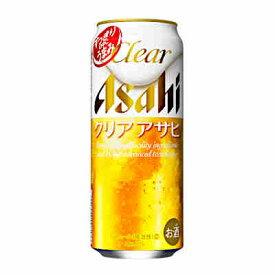 【1ケース】クリアアサヒ アサヒビール 500ml缶 24本入