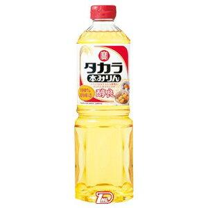 【2ケース】タカラ本みりん 醇良 宝酒造 1.0L(1000ml) ペット 12本×2