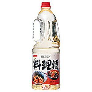 【2ケース】割烹仕立て 料理酒 合同酒精 1.8L(1800ml) ペット 6本×2