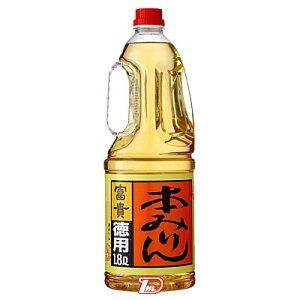 【2ケース】本みりん富貴 合同酒精 1.8L(1800ml) ペット 6本×2