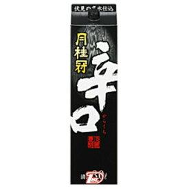 【1ケース】辛口 月桂冠 3L(3000ml) パック 4本入