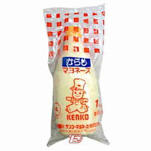 【1ケース】からしマヨネーズ ケンコー 業務用 1kg 12本入