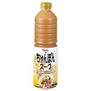 【2ケース】ちゃんぽんスープ エバラ 業務用 1L 6本×2