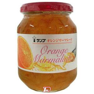 【1ケース】ランプ オレンジマーマレード アヲハタ 380g 12個入