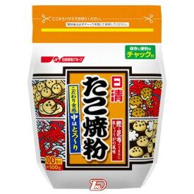 【1ケース】たこ焼粉 日清フーズ 500g 12個