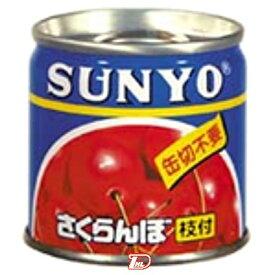 【1ケース】さくらんぼ サンヨー 85g 24個