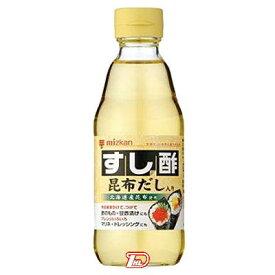 【1ケース】すし酢 昆布だし入り ミツカン 360ml 10個入
