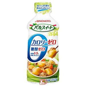 【1ケース】パルスイート 味の素 350g 24個