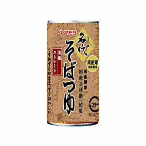 【1ケース】名代そばつゆ 元祖ストレート ヤマモリ 195g×30本入